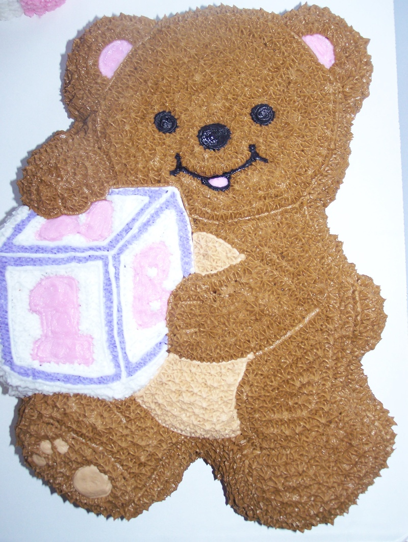 Teddy bear can be made with any number